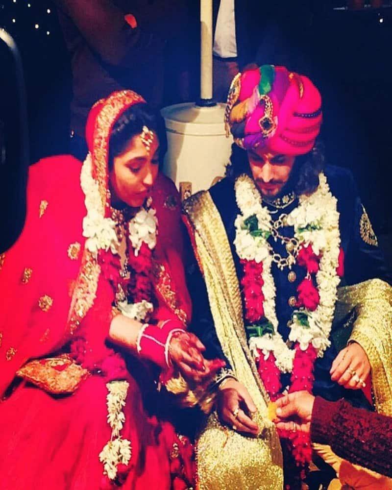Rajat Tokas Wife
