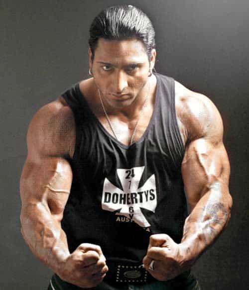 Varinder Singh Ghuman Body