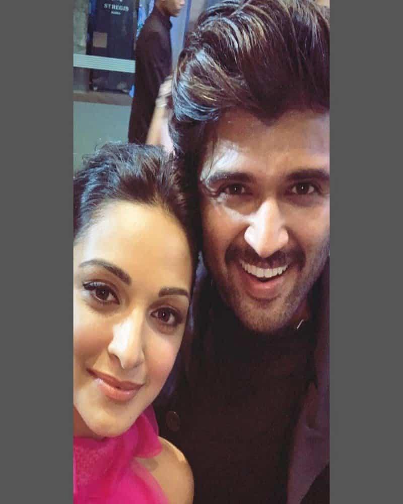 Vijay Deverakonda Girlfriend
