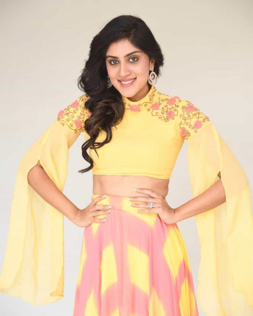 Dhanya Balakrishna Height