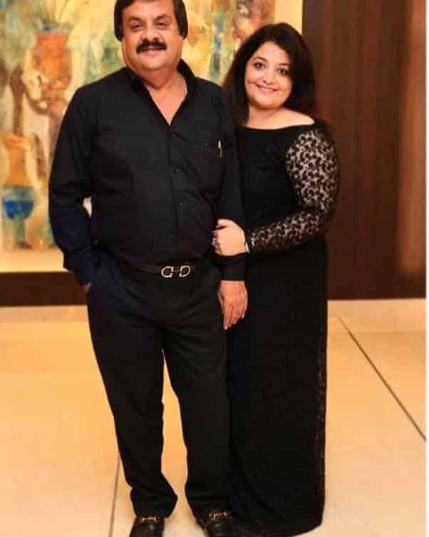Gaurav S Bajaj Family