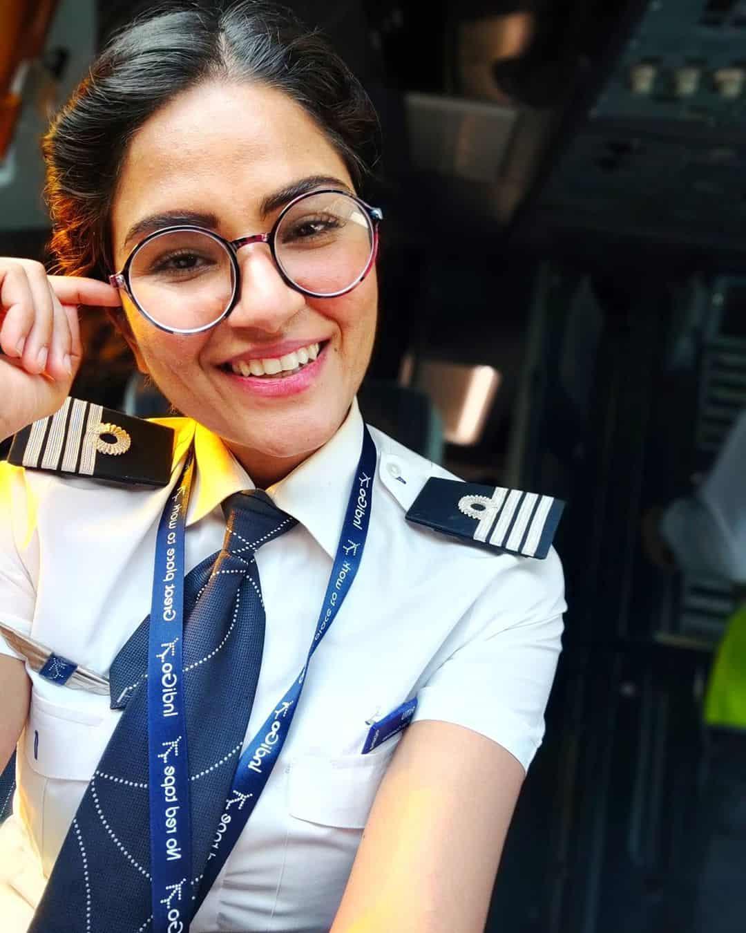 Ritu Rathee Pilot