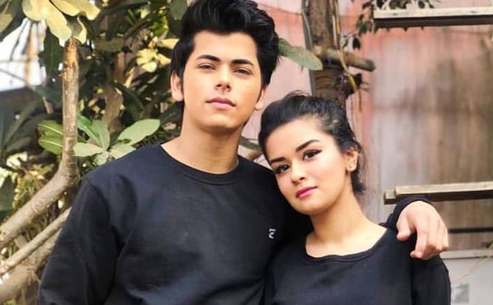 Siddharth Nigan and Avneet Kaur