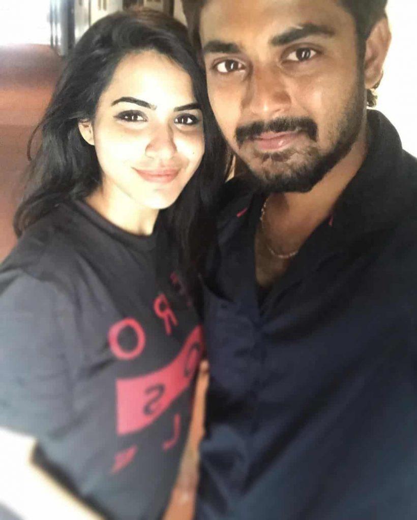 Ashu Reddy Boyfriend