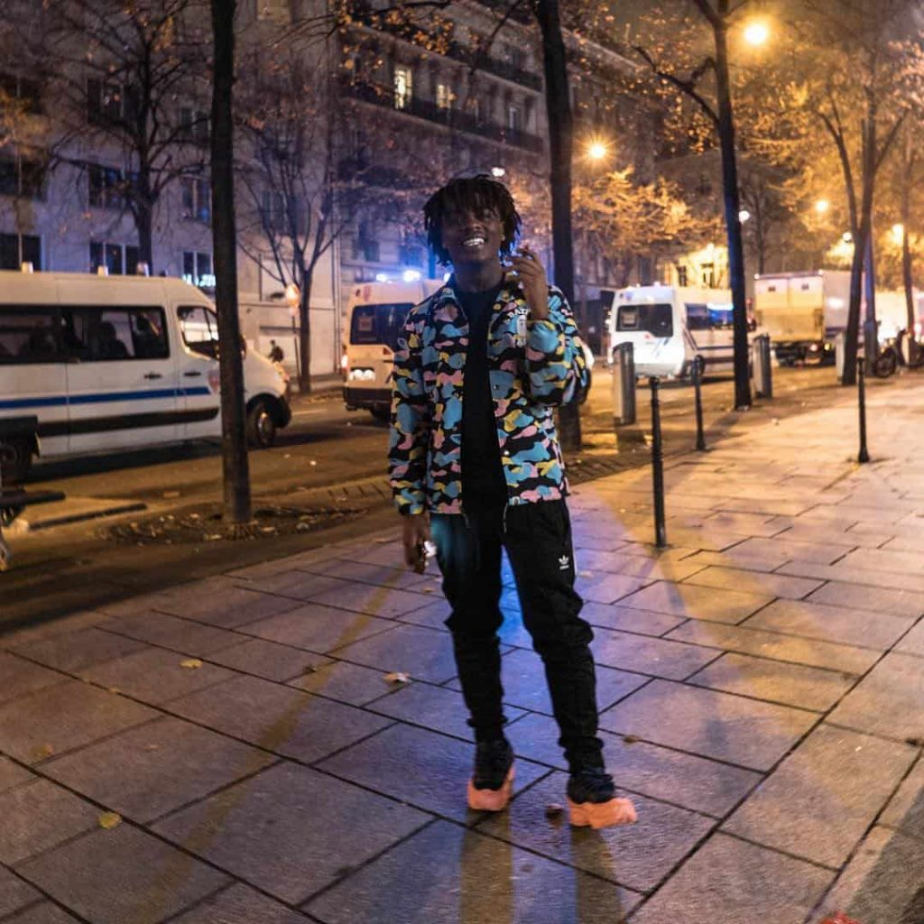 Splurge Rapper Height