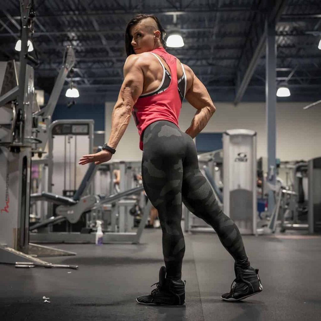 Kristen Nun Body Measurements