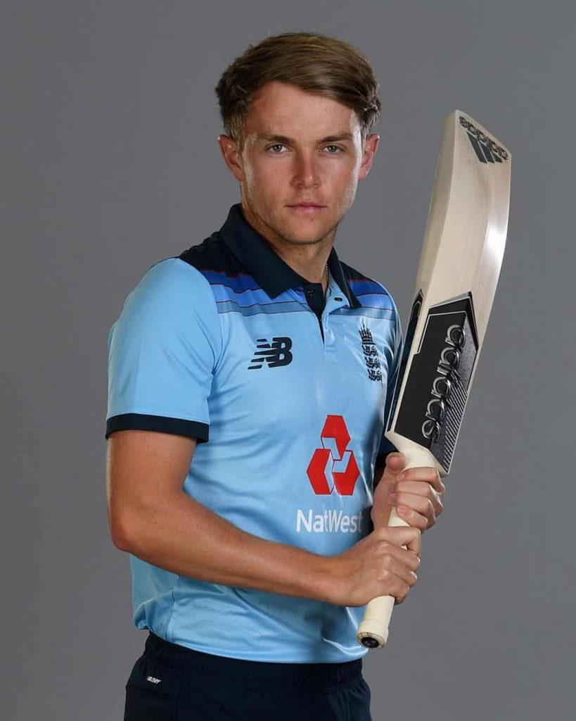 Sam Curran Net Worth