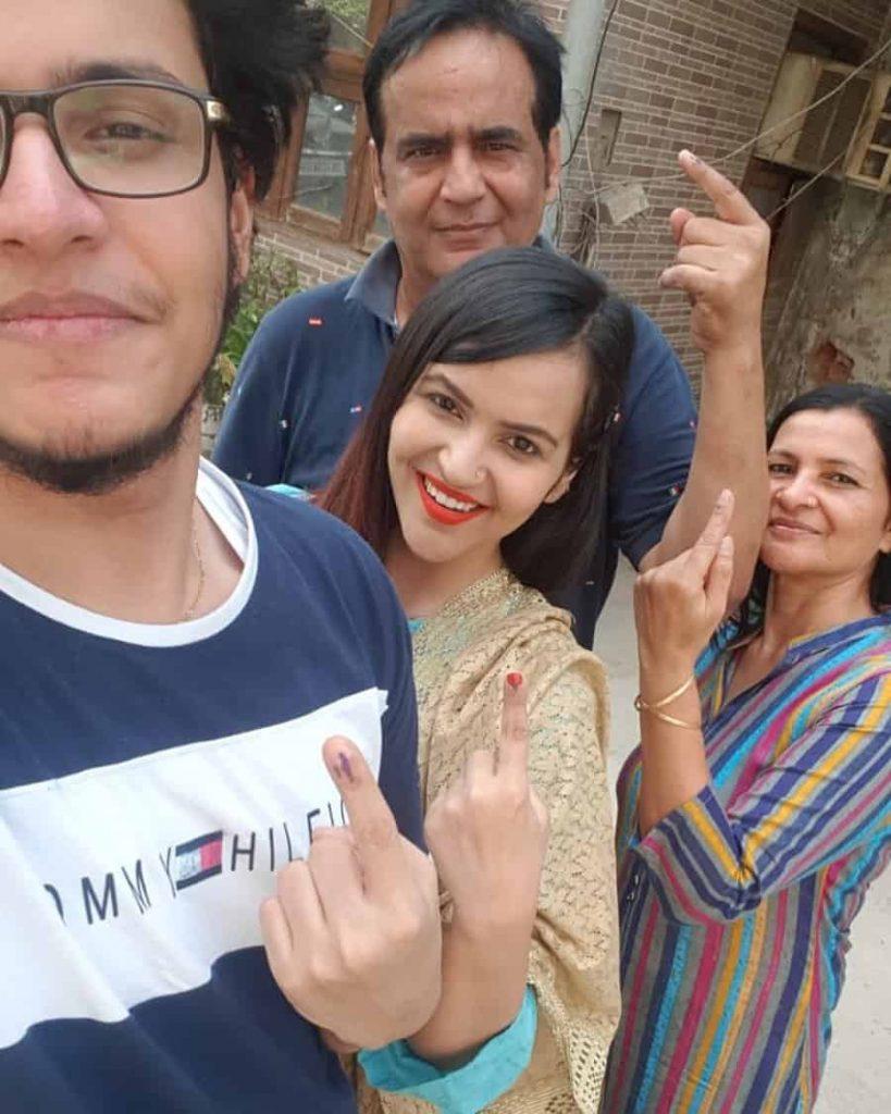 Triggered Insaan Family