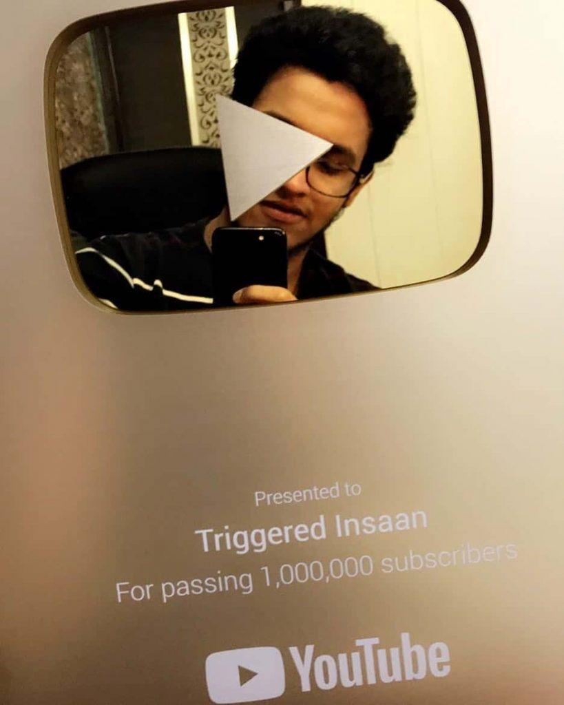 Triggered Insaan Net Worth