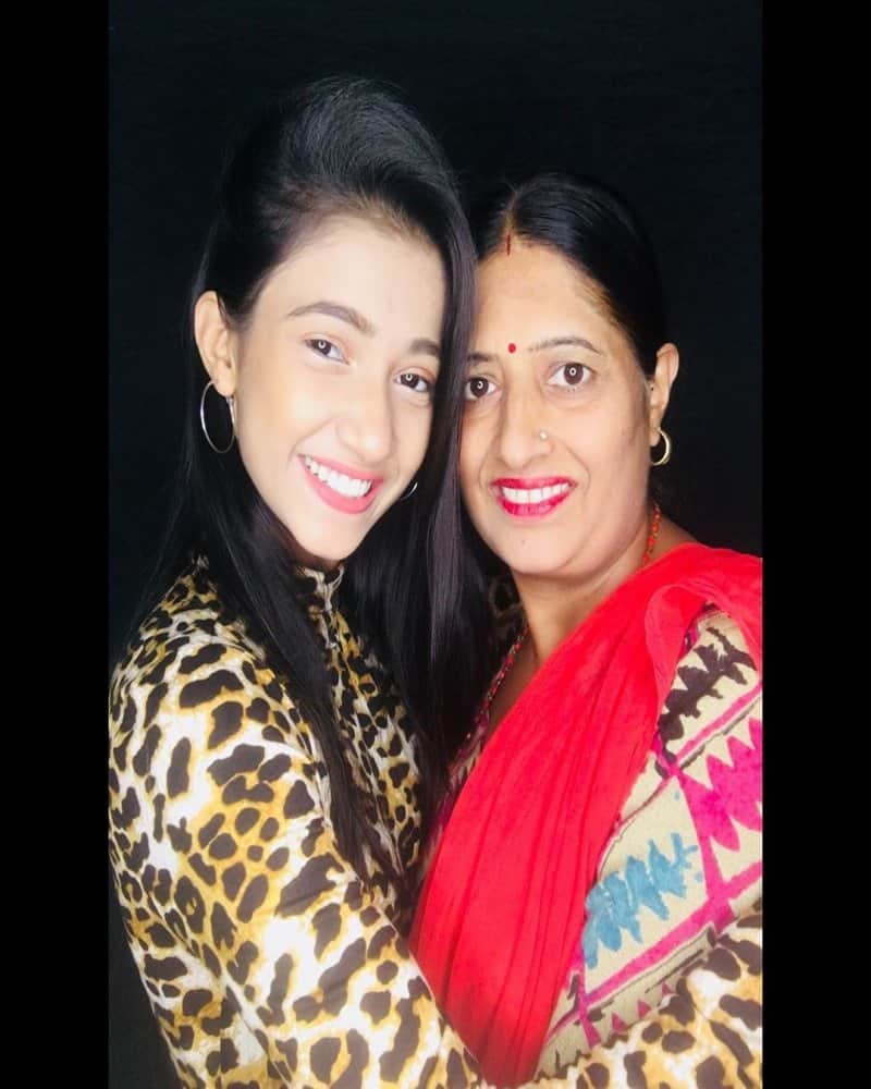 Amrita Khanal Family
