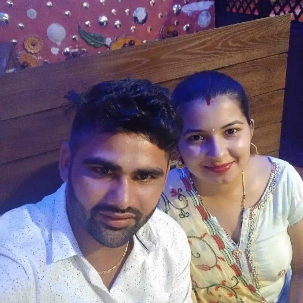 Pradeep Narwal Wife Age