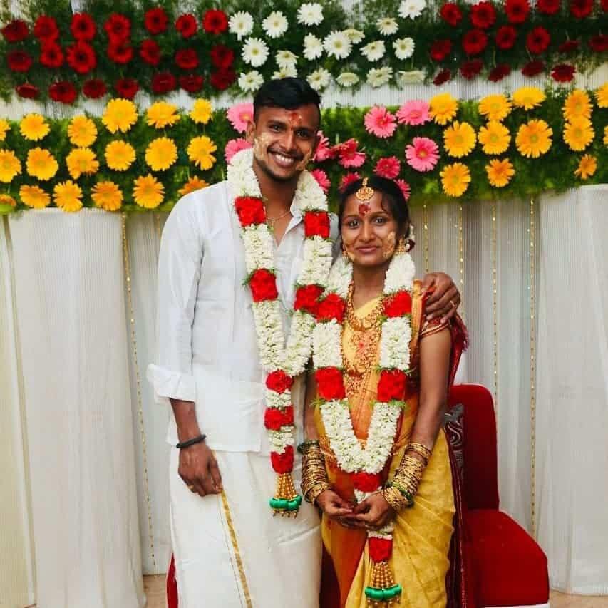 T Natarajan Wife