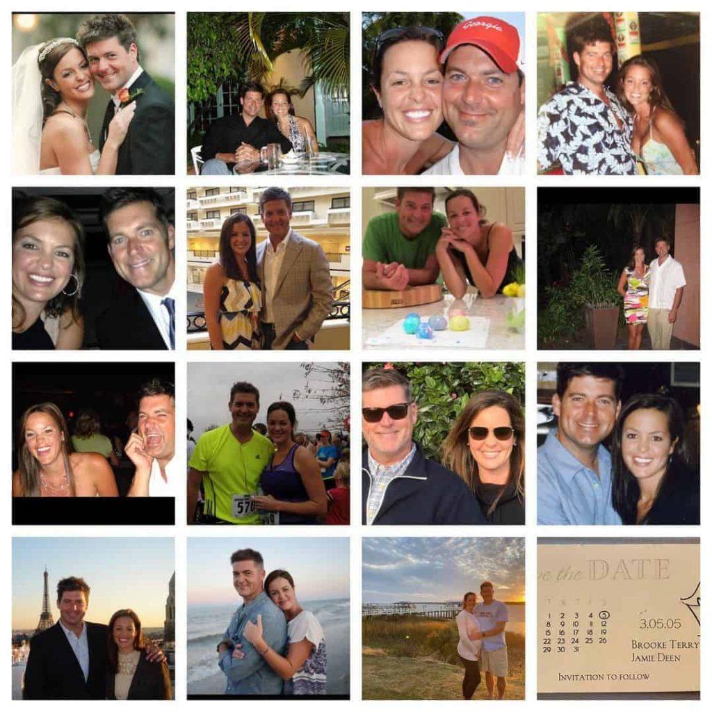 Brooke Terry Deen Husband