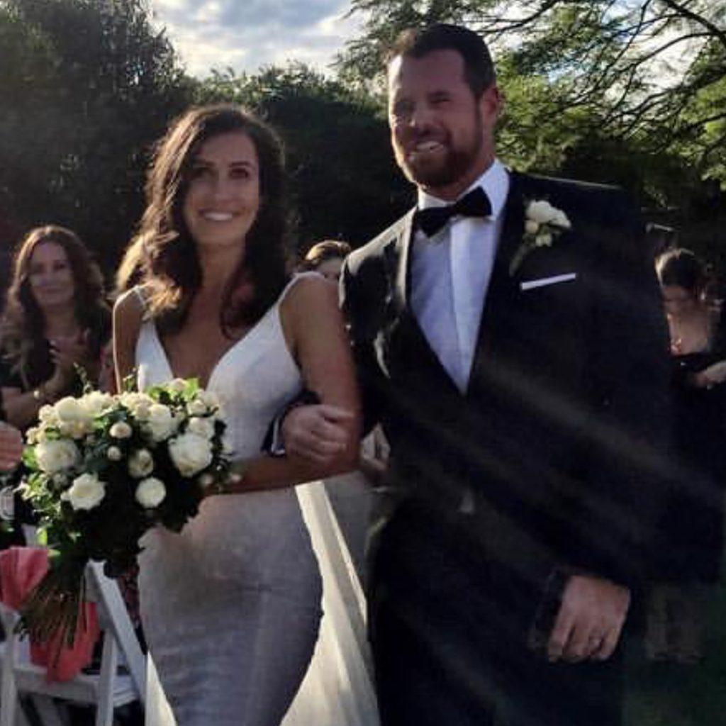 Daniel Christian wife