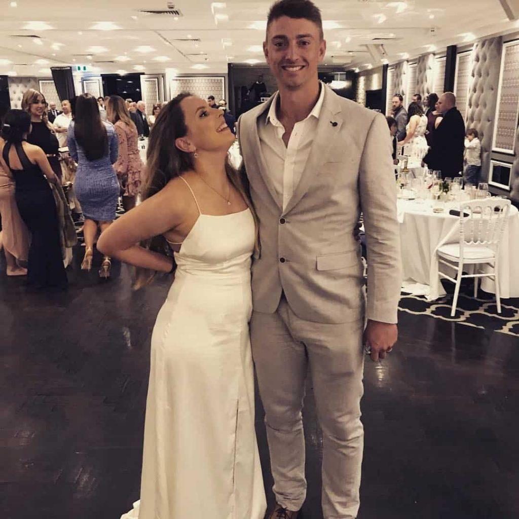 Daniel Sams Wife